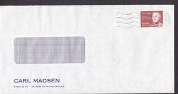 Denmark CARL MADSEN Skovvej 46, Tms Cds. CHARLOTTENLUND 1983 Cover Brief Steen Steensen Blicher Stamp - Briefe U. Dokumente