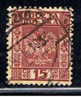 POLOGNE 310 // YVERT 358 // 1932-33 - Gebraucht