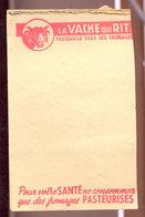Bloc Notes Publicité Fromage 1950 Vache Qui Rit - Publicités