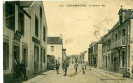 44 - SAINT JOACHIM - La Grande Rue. - Saint-Joachim