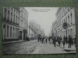 BERCHEM Lez ANVERS - CHAUSSEE DE BERCHEM 1908 - Antwerpen