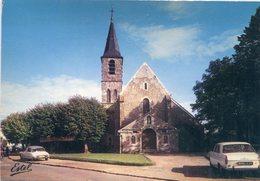78 - Le Mesnil Saint Denis : L' Eglise - Le Mesnil Saint Denis