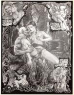 CLAUDE MARRACHE Dessins Numero 33 (SCAN RECTO VERSO)MA0056 - Künstlerkarten