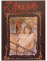 CLAUDE MARRACHE L Ange Dechu Numero 2(SCAN RECTO VERSO)MA0057 - Künstlerkarten