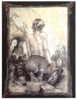 CLAUDE MARRACHE Les Abus De La Comtesse Dessin Numero 8(SCAN RECTO VERSO)MA0057 - Künstlerkarten