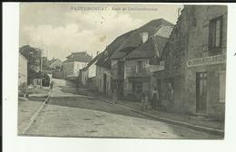 70 - Haute Saone - Vauconcourt - Route De Combeaufontaine - Cornu Boulanger - - France