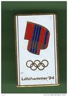 JO LILLEHAMMER 94 *** 1038 - Jeux Olympiques