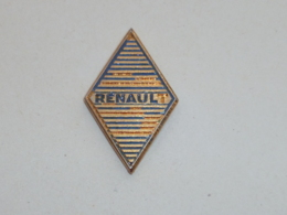 Pin's LOGO RENAULT - Renault