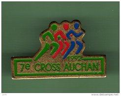 AUCHAN *** 7e CROSS 1992 *** 1018 - Athlétisme