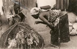 Cpsm Cote D'ivoire Achat De Poulet - Elfenbeinküste
