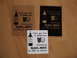 Monochrome Black And White Pour Réalisation étiquette Années 60 - Alcohols