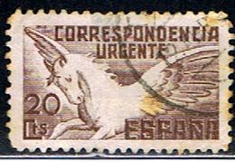 (4E 462) ESPAÑA // YVERT EXPRES 25 A  // EDIFIL 861 // 1938 - Espresso