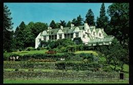 Ref 1317 - Postcard - Lake District National Park Centre - Brockhole Windermere Cumbria - Cumberland/ Westmorland