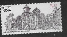 INDIA, 2019, MNH, EDUCATION, BENARAS HINDU UNIVERSITY, BHU, 1v - Architecture