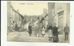 70 - Haute Saone - Jussey - Rue Thiers - Beau Plan - Animé - - Frankreich