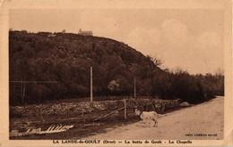61 .. LA LANDE DE GOULT  .. LA BUTTE DE  GOULT .. LA CHAPELLE  .. CHEVRE - France