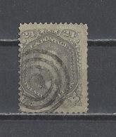 ETATS-UNIS.  YT  N° 24  Obl  1861  (voir Détail) - 1861-65 Confederate States