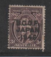 Australia, B.C.O.F. Japan 1946, Used, Michel 3 - Japan (BCOF)