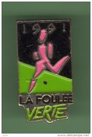 LA FOULEE VERTE 1991 *** 1018 - Athlétisme