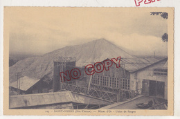 Au Plus Rapide Saint Yrieix Mine Mines D'Or Usines De Farges - France