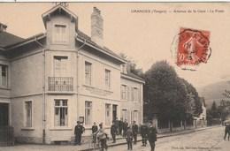 GRANGES AVENUE DE LA GARE LA POSTE - Granges Sur Vologne