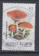 Argentina 1994 Fungi / Mushroom 1v Used (44166C) - Gebruikt