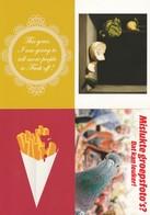 4 Guidooh ( Boomerang )  Postkaart Postcards Carte Postale - Publicité