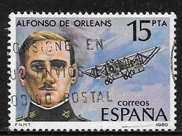 YT 2231 (o) - Année 1980 - Alfonso De Orleans - 1971-80 Oblitérés