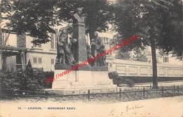 Monument Remy - Leuven - Leuven