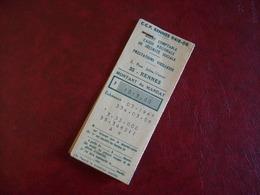 4 Récépissés Mandats CCP - Prestations Vieillesse 1967 - Cheques & Traverler's Cheques