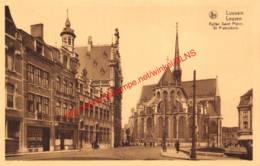 St Pieterskerk - Eglise Saint Pierre - Leuven - Leuven