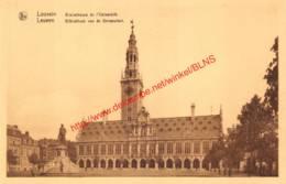 Bibliotheek Van De Universiteit - Leuven - Leuven
