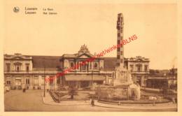 Het Station - La Gare - Leuven - Leuven