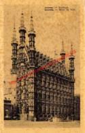 Stadhuis - Hôtel De Ville - Leuven - Leuven