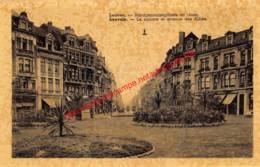 Bondgenootenplaats En -laan - Leuven - Leuven