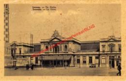 De Statie - La Gare - Leuven - Leuven
