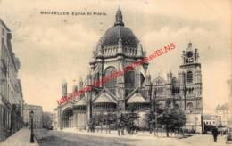 Eglise St Marie - Brussel Bruxelles - Bruxelles-ville