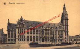 Université Libre - Brussel Bruxelles - Bruxelles-ville