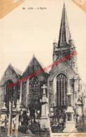 Kerk - Eglise Loo - Lo-Reninge - Lo-Reninge