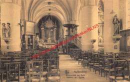 Binnenzicht Der Kerk - Huldenberg - Huldenberg