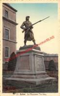 Le Monument Le Jass - Arlon - Arlon