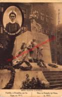 Monument Miss Edith Cavell - Fusillée à Bruxelles - Brussel Bruxelles - Bruxelles-ville