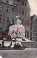 Mémorial Miss Cavell - Brussel Bruxelles - Bruxelles-ville