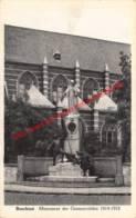 Monument Der Gesneuvelden 1914-1918 - Boechout - Boechout