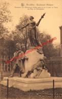 Boulevard Militaire - Monument Aux Gendarmes - Brussel Bruxelles - Bruxelles-ville