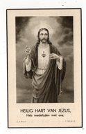 BERTHA VAN INGELGEM ° BOOM 1886 + ERPS-KWERPS 1950 / LODEWIJK FRANCOIS - Images Religieuses