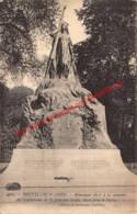 Monument élevé à La Mémoire Des Combattants - St-Joost-ten-Node - St-Josse-ten-Noode - St-Josse-ten-Noode - St-Joost-ten-Node