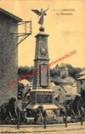 Le Monument - La Roche-en-Ardenne - La-Roche-en-Ardenne