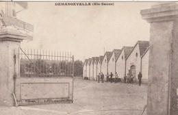 DEMANGEVELLE CARTE TRES RARE - France