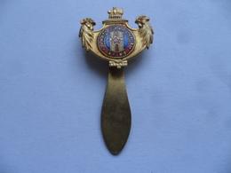 """(Militaria - Anciens Combattants, Association, Marne - 51) - Insigne  """" ANCIENS COMBATTANTS - REIMS """" ......voir Scans - Insignes & Rubans"""